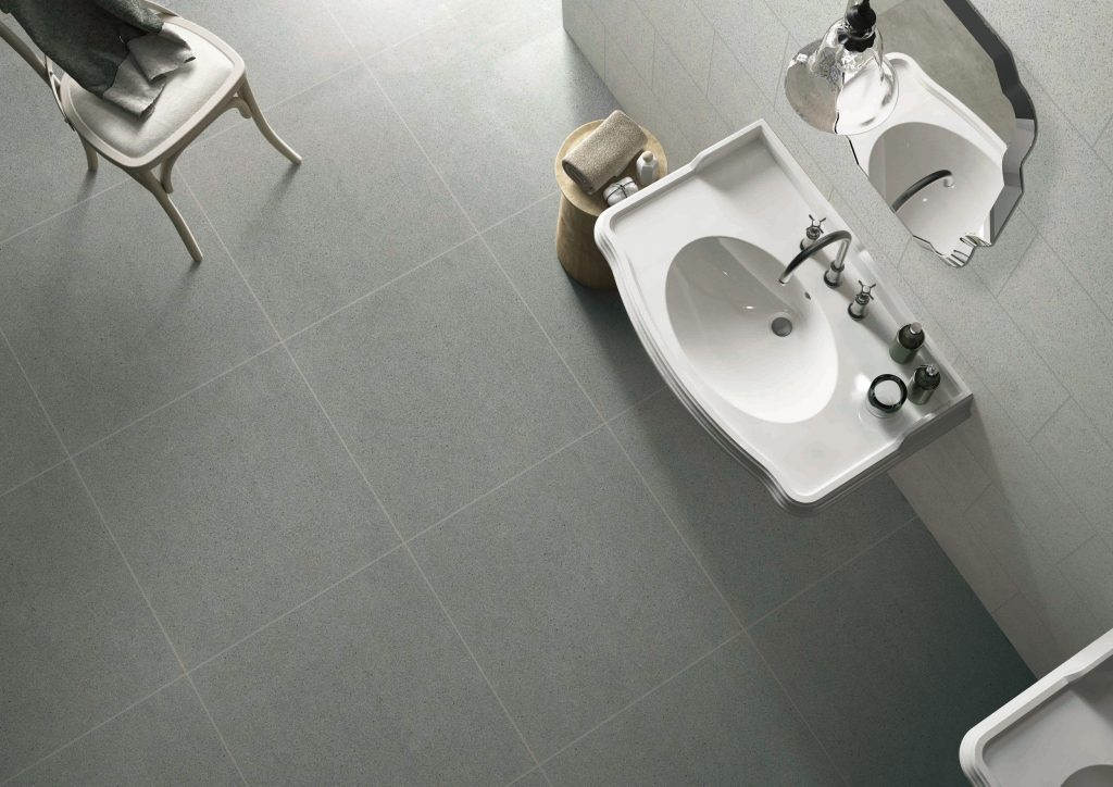 Homogeneous Tiles Can Be Installed Anywhere