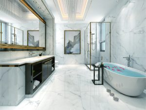 Why Porcelain Tiles Are Best for Bathrooms