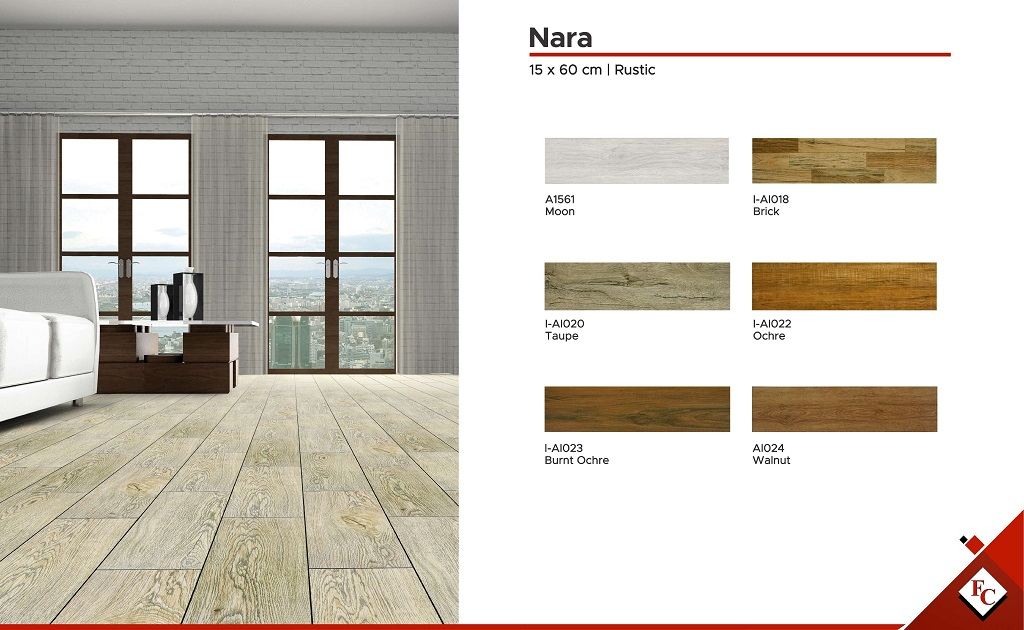 15x60 Nara Rustic