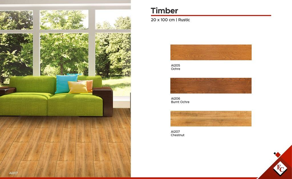 20x100 Timber