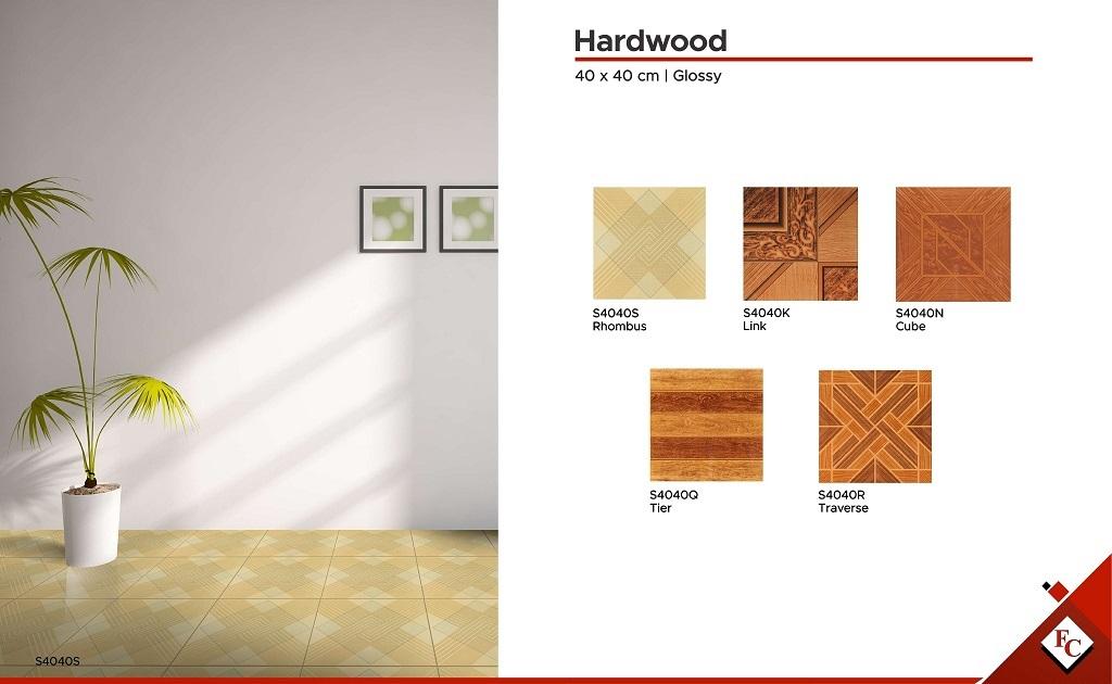 40x40 Hardwood