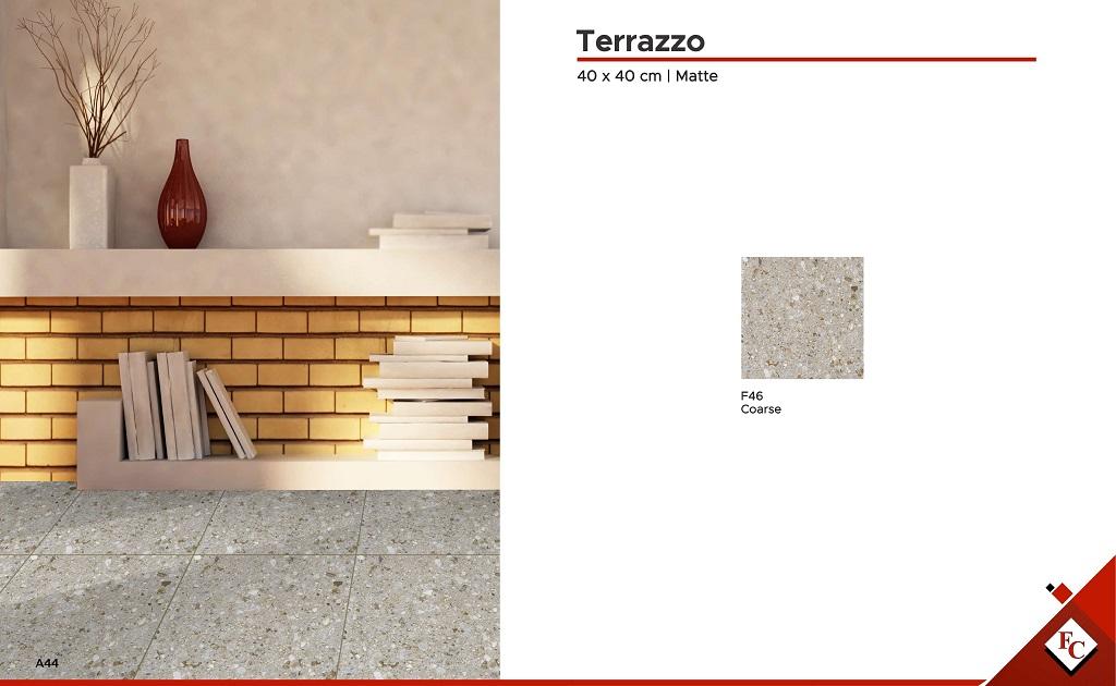 40x40 Terrazzo