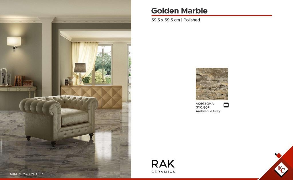 59.5x59.5 Golden Marble