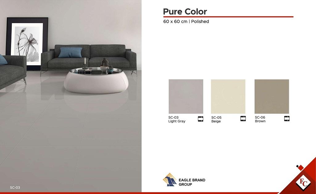 60x60 Pure Color Matte