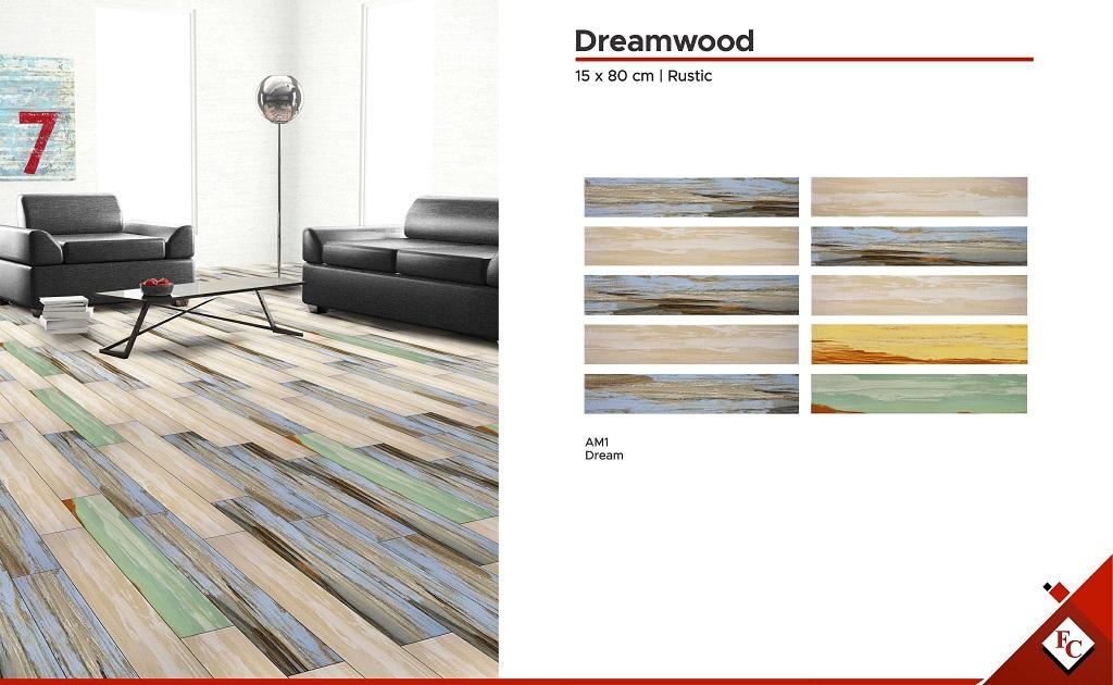 15x80 Dreamwood Rustic