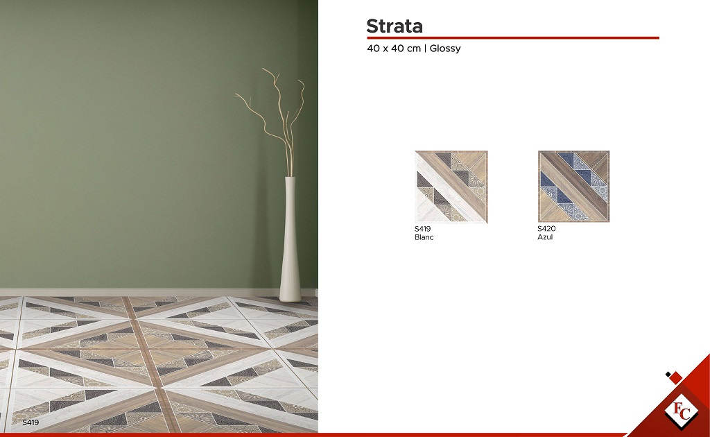 40x40 Strata