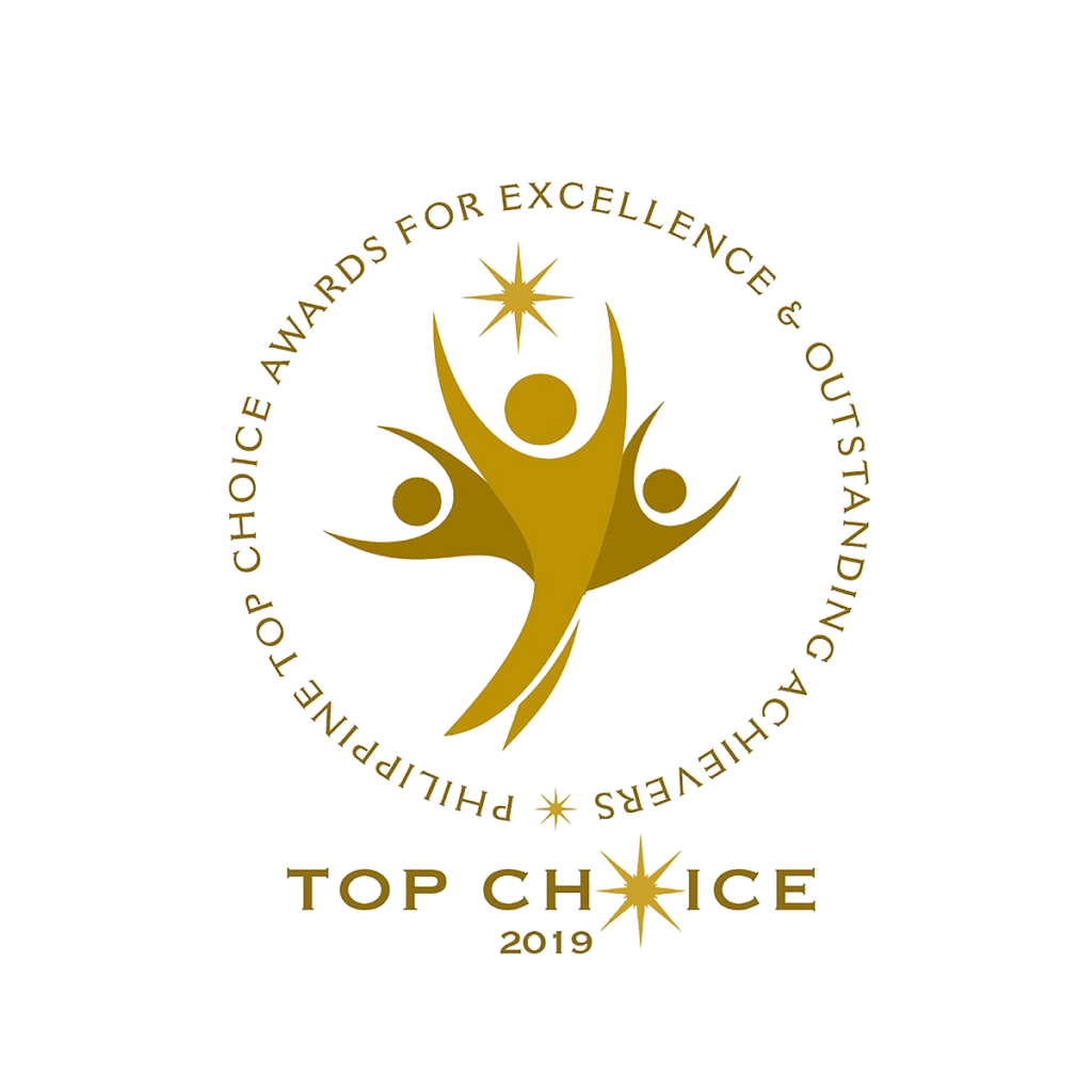 Top Choie Award Seal