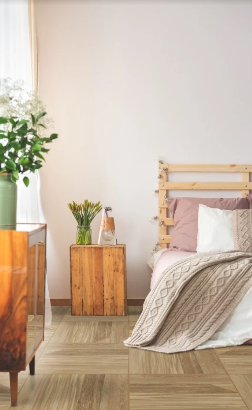 Warm and Rustic Wooden