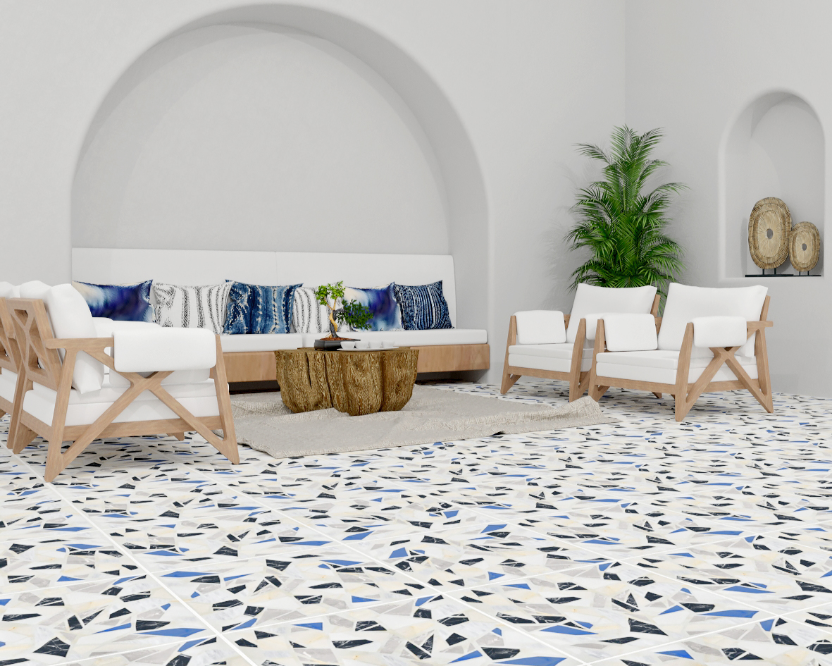 Have a Summer Ready Home with These Tile Designs
