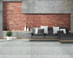 Achieve an Industrial-Look with These Tile Designs