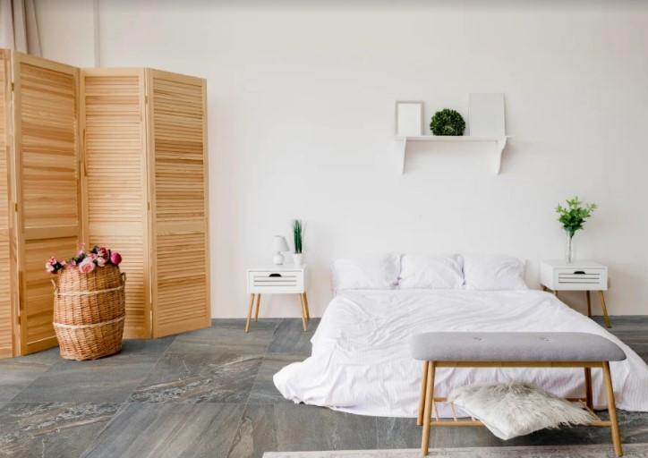 Japanese-Style Bedroom