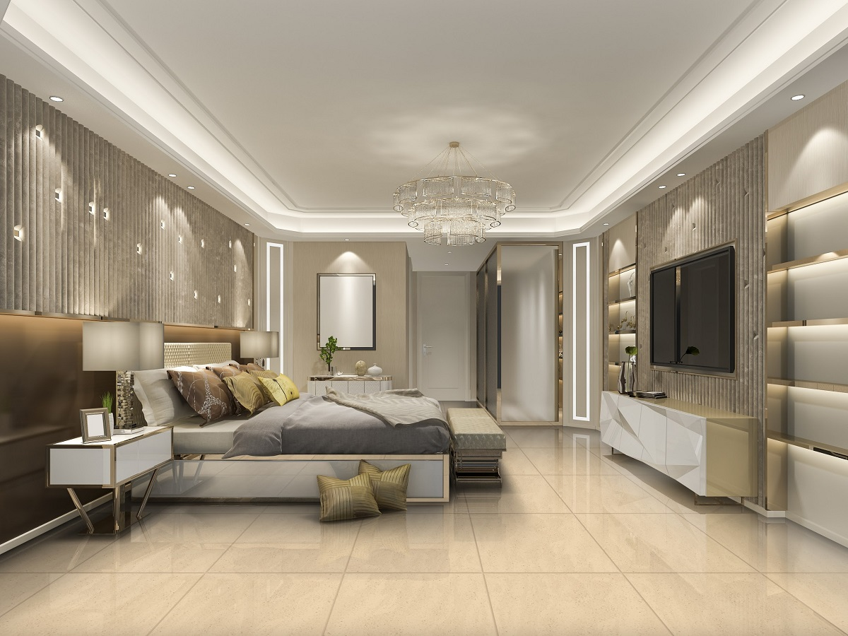4 Design Ideas for A Luxury Bedroom