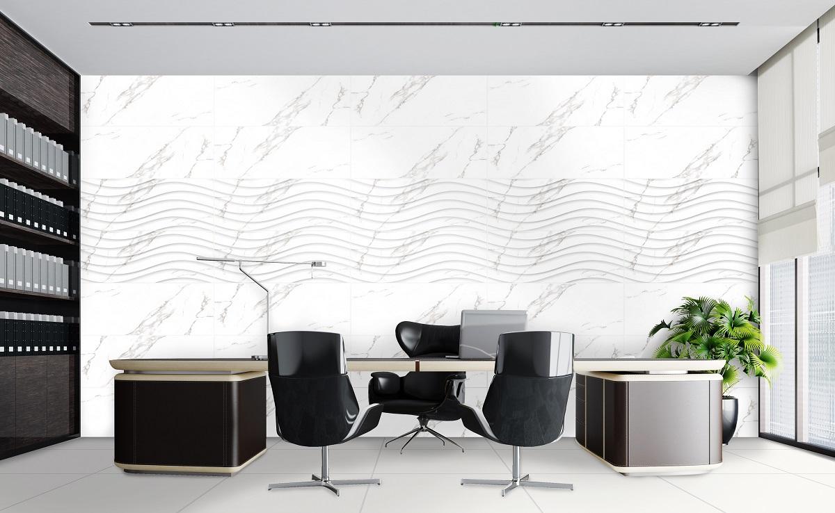 How to Design a Minimalist Home Office [30x80] Q83-001MG + [30x80] Q83-001PG + [60x60] EG19 Render