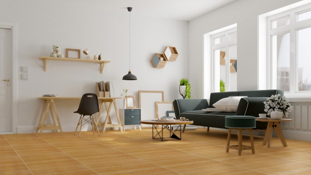 Choose Light and Neutral Colors